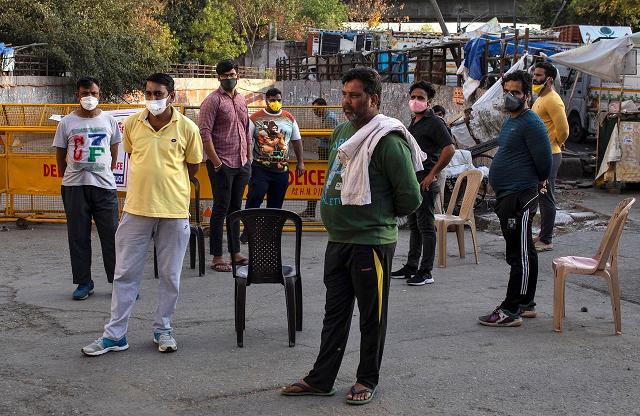 the religious retreat that sparked india s major coronavirus manhunt