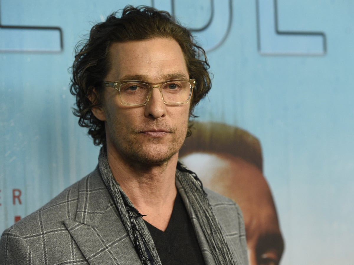 Matthew McConaughey opens up about experiencing sexual abuse at age 15