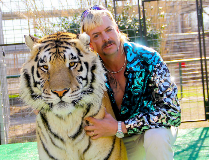 tiger king star joe exotic only wants certain hollywood celebs to play him in upcoming film