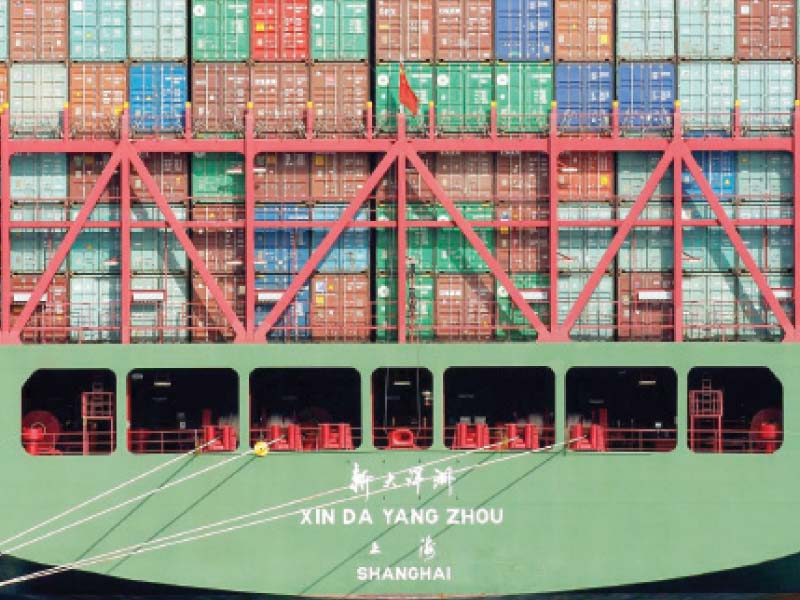 exports can potentially decline by up to 10 in dollar terms in the fourth quarter photo reuters