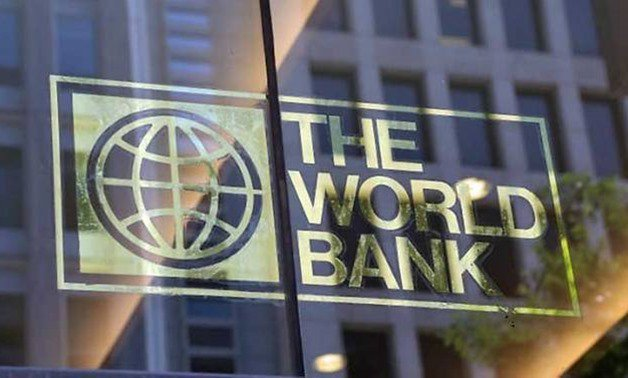 the logo of the world bank photo afp