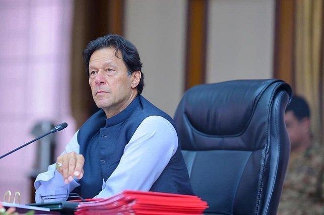 Prime Minister Imran Khan. PHOTO: PID/FILE