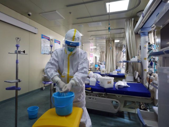 WHO provides detailed information on how to pack the body for transfer from hospital room to mortuary or burial site. PHOTO:REUTERS/FILE
