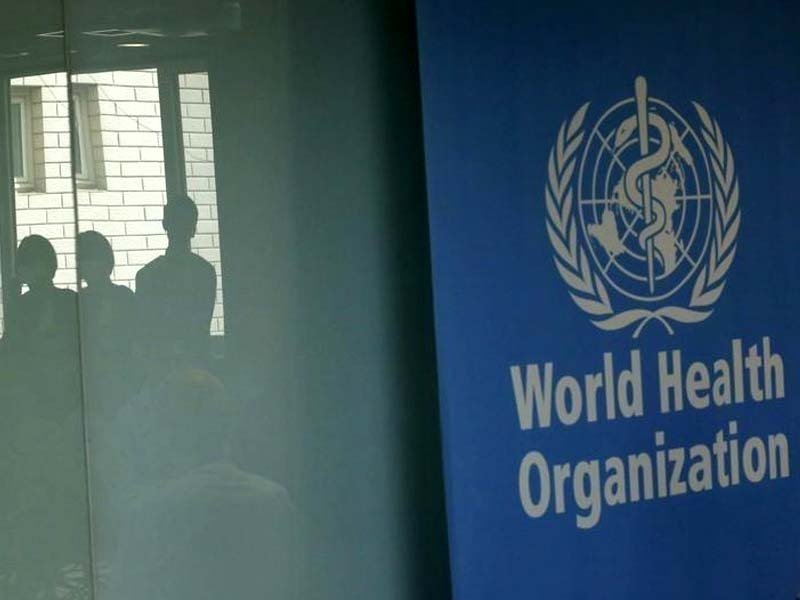 The world health body says it has not endorsed specific products or services in Pakistan. PHOTO: REUTERS