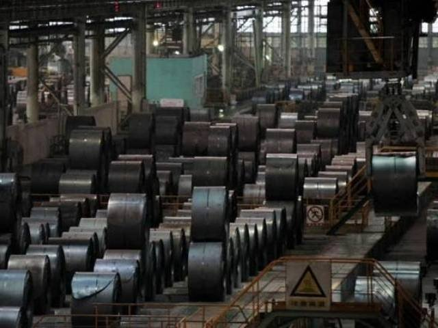 steel sector seeks approval to begin operations