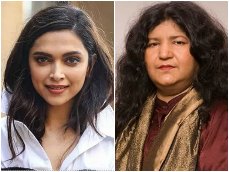 deepika padukone lists abida parveen s chaap tilak as one of her favourite songs