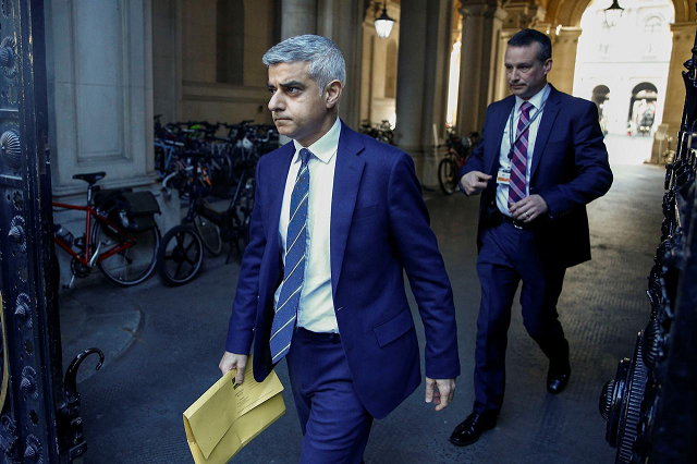 uk nowhere near lifting coronavirus lockdown london mayor