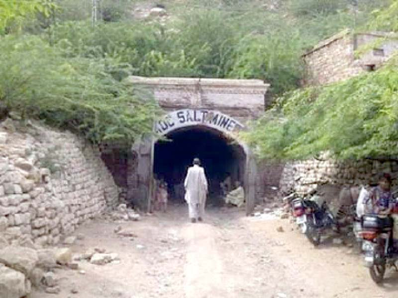 the forgotten miners of khushab