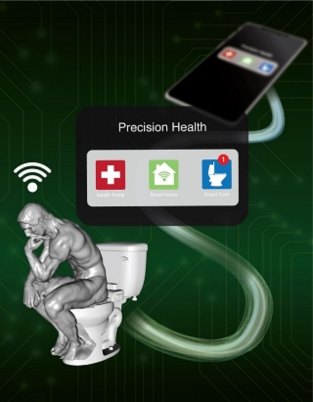 stanford university researchers create smart toilet to detect diseases