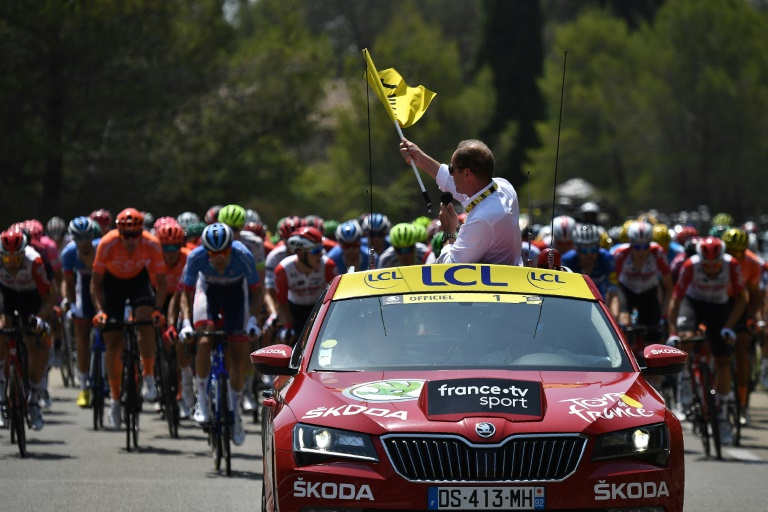 tour de france is racing against time and losing