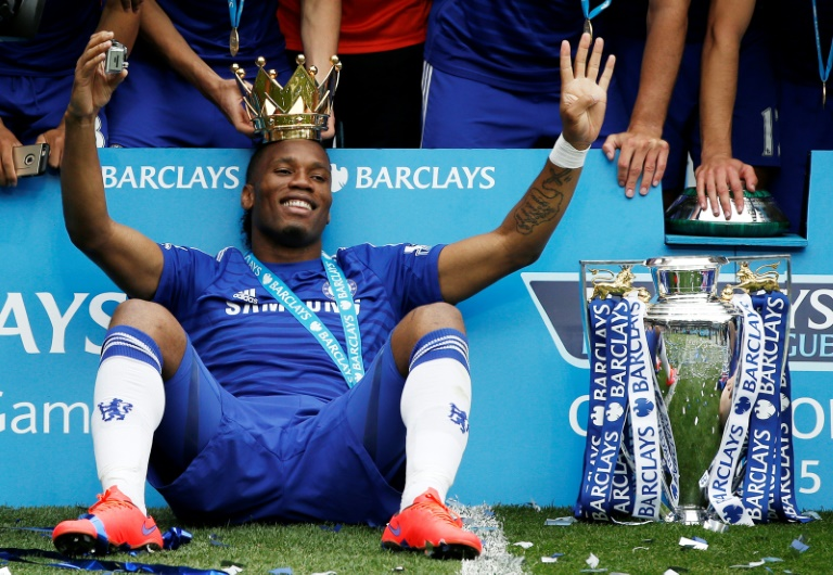 drogba scored 65 goals in 105 appearances for his country and won the champions league with chelsea photo afp