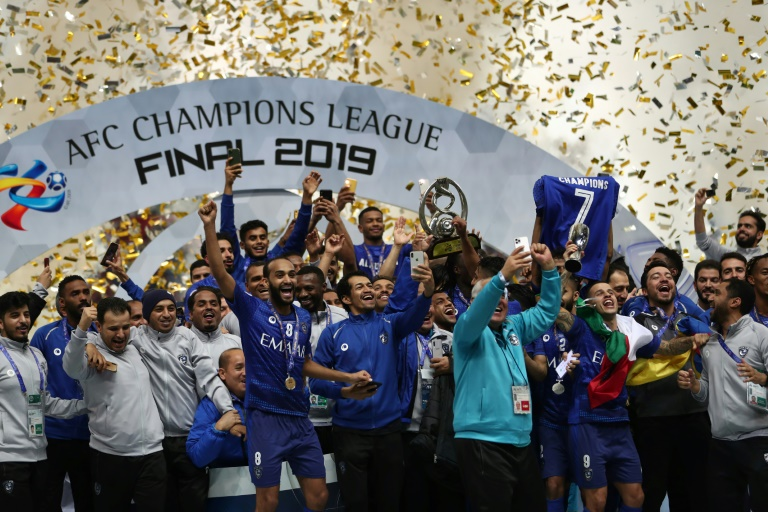 afc is determined for both tournaments to go ahead quot for sporting reasons and to fulfil commercial obligations quot photo afp
