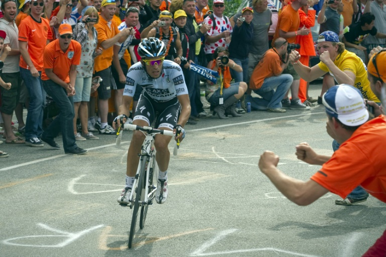 a report in the dauphine newspaper on tuesday said that the tour will instead begin on august 27 with the race to finish in the capital on september 20 photo afp