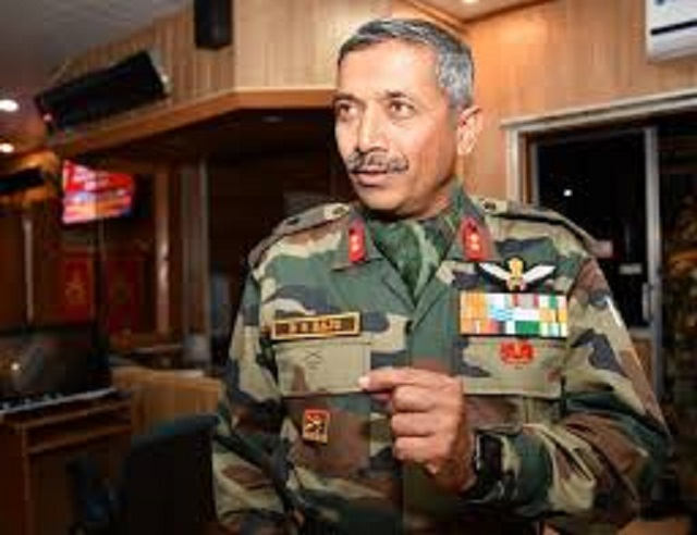 lt gen baggavalli somashekar claims pak army trying to infiltrate coronavirus infected patients into iok photo jammu link news