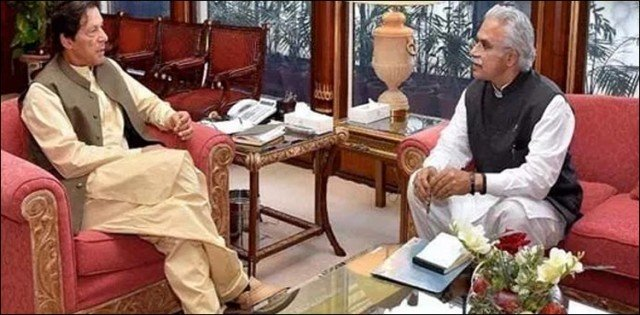 pm imran reprimands dr mirza on failure to satisfy superior judiciary on covid 19 strategy