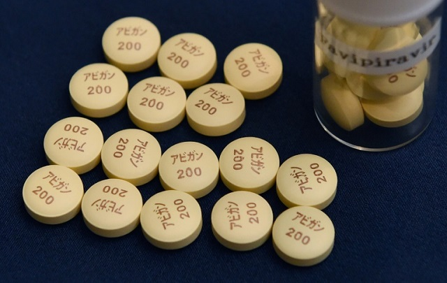 trials in china have suggested the anti viral drug avigan generic name favipiravir could play a role in shortening the recovery time for patients infected with coronavirus photo afp