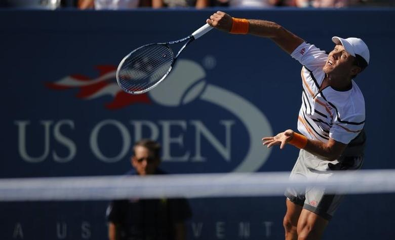 the grand slam is now the next major tournament on the schedule from august 31 september 13 photo afp