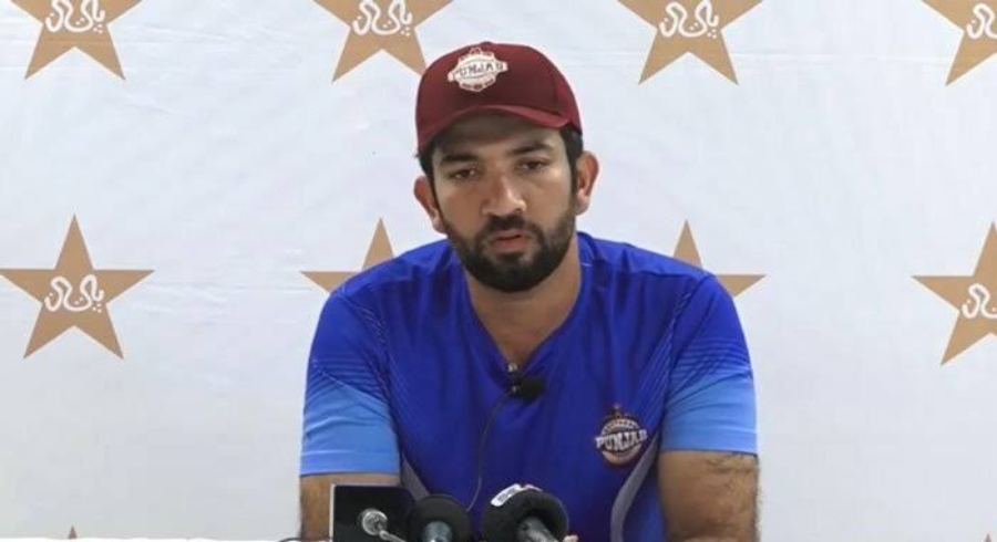 sohaib maqsood gets injured during pcb s online fitness test