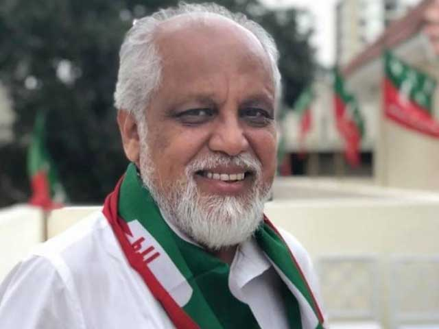 najeeb haroon says he has been unable to deliver to his constituency and to karachi photo file