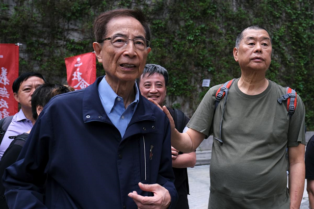 foreign governments condemn hong kong protest arrests