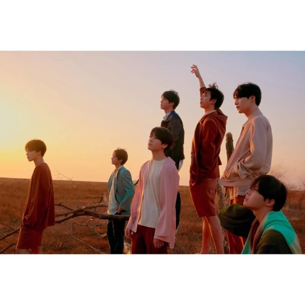 bts is making a new album