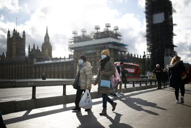 uk has almost reached its peak after reporting 15 000 deaths by the pandemic photo file reuters