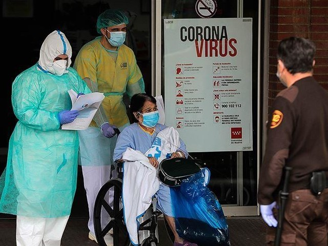 the virus has spread to 185 countries and regions since emerging in china late last year photo anadolu