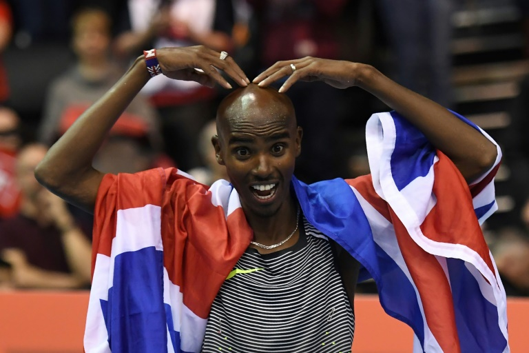 mo farah has said his medal winning exploits quot don 039 t mean anything quot compared to the exploits of a 99 year old british world war ii veteran and coronavirus fundraiser photo afp