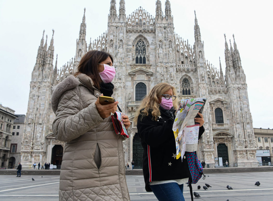 the flu season ended earlier than usual this year and this is probably due to the social distancing measures taken regarding covid 19 photo afp file