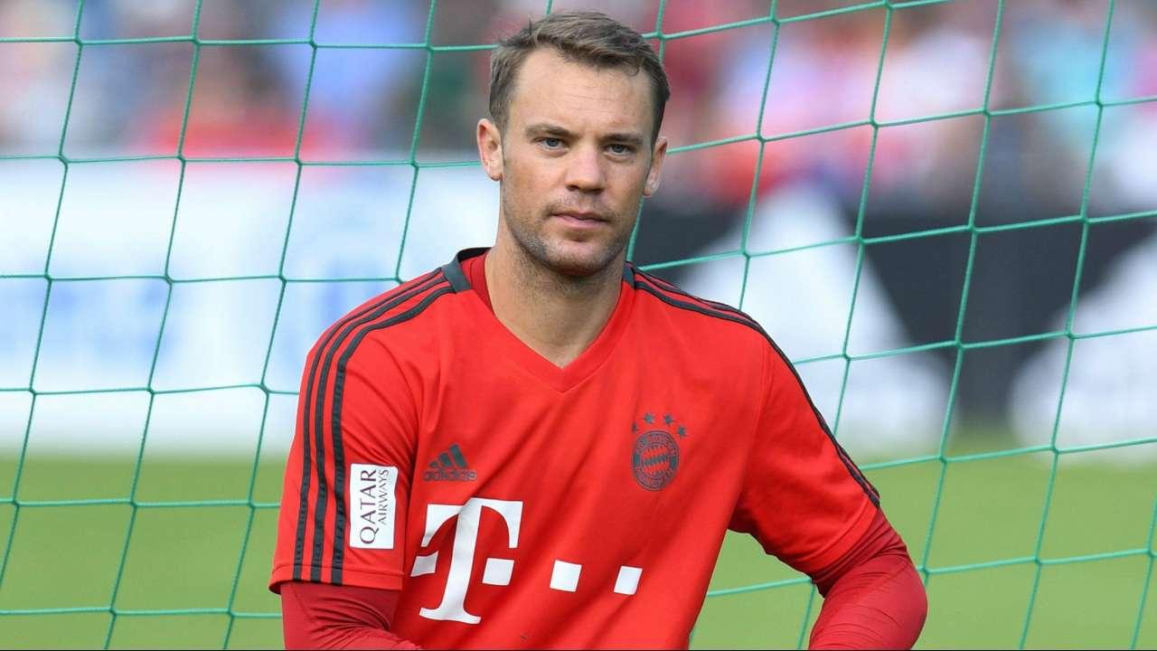neuer s stalled contract talks at bayern munich baffle matthaeus