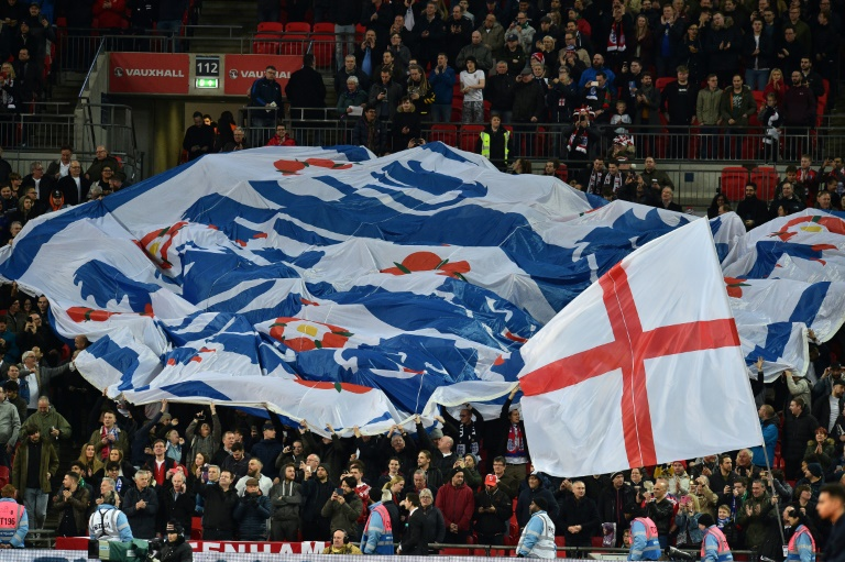 the fa now wants fans to share videos of themselves and family members honing their skills from home photo afp