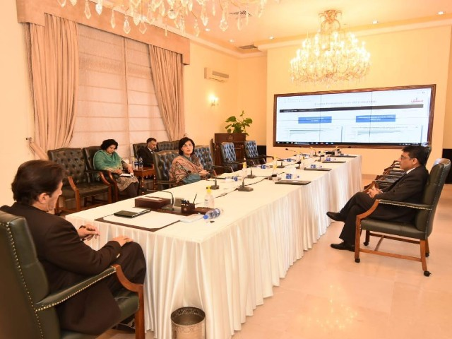 pm imran khan said the government was making utmost efforts to provide financial assistance to those affected by the situation of coronavirus photo express