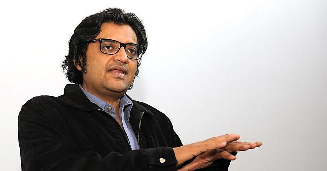indian journalist arnab goswami attacked