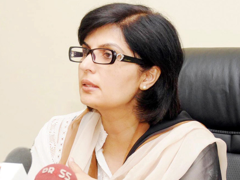 Dr Nishtar says Rs69b disbursed among 5.75 million families under first two categories. PHOTO: FILE
