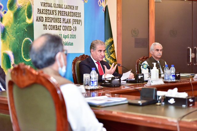 qureshi hails efforts of all stakeholders involved in the preparation of the pprp photo express