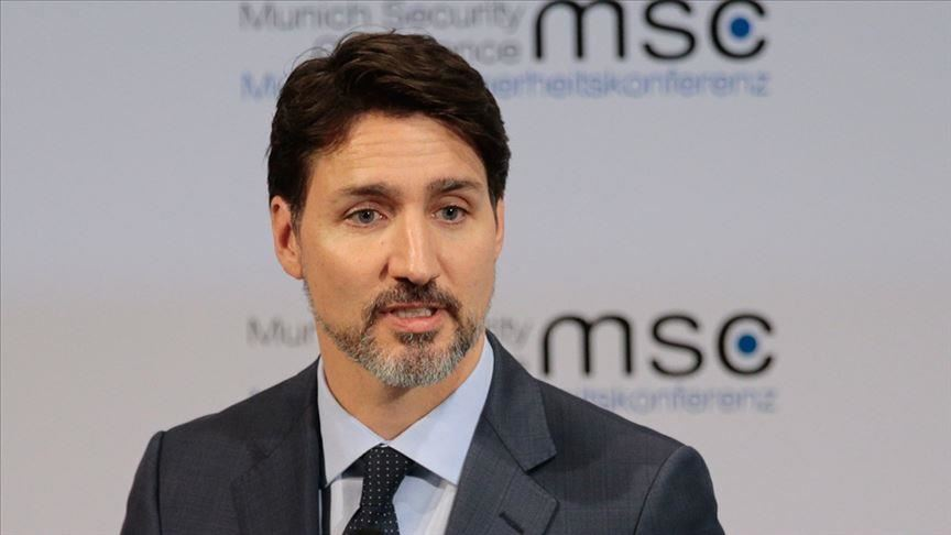 in the video trudeau said the quot month long spiritual journey of fasting and prayer quot is traditionally a time of quot collective gathering quot but will quot look different quot this year as the country continues its fight against covid 19 photo aa