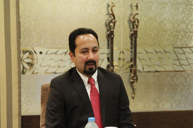 all pakistan business forum apbf president ibrahim qureshi photo apbf