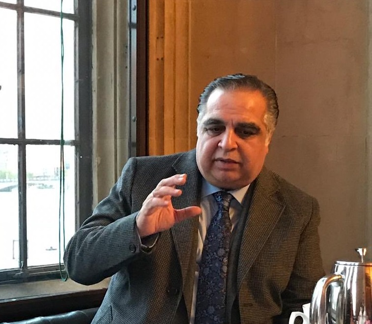 a file photo of imran ismail