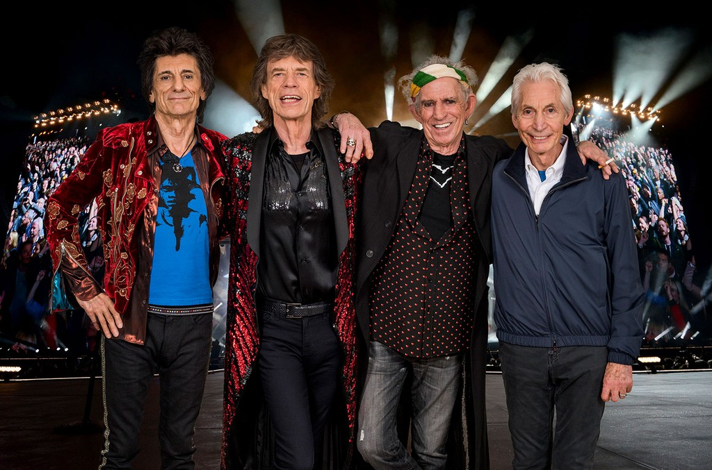 the rolling stones drop quarantine anthem living in a ghost town
