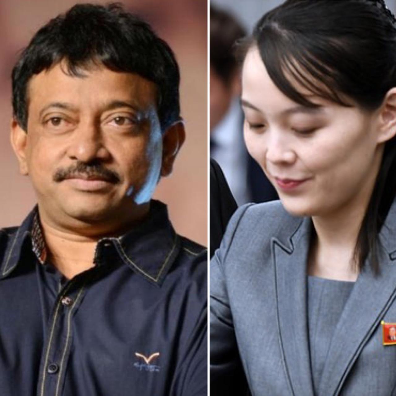 ram gopal varma thinks kim jong un s sister is the first female villain