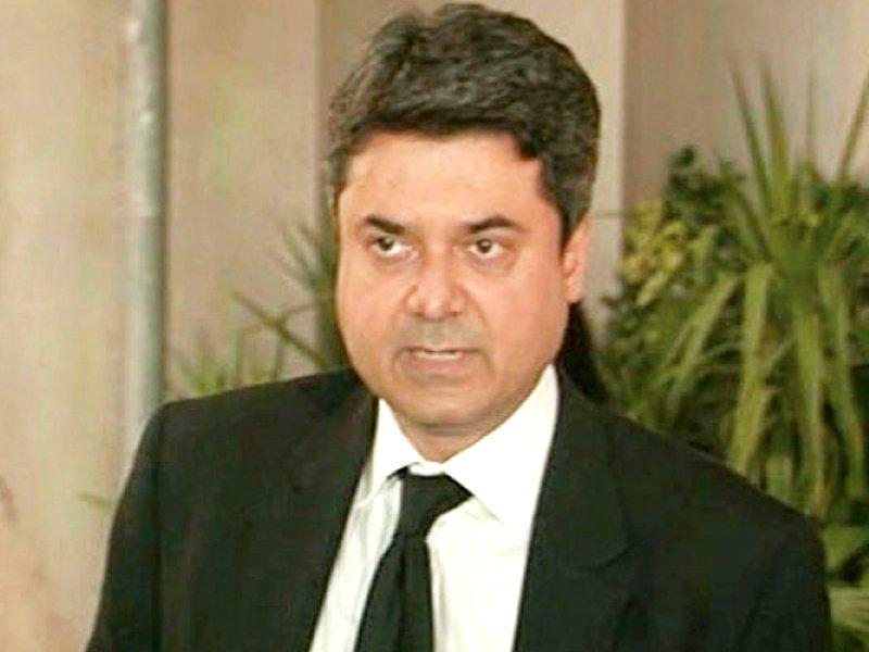 barrister farogh naseem photo file