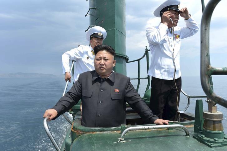 north korean leader kim jong un photo reuters