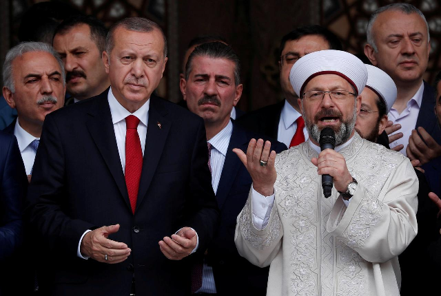 turkish ruling party lawyers clash over cleric comments on homosexuality
