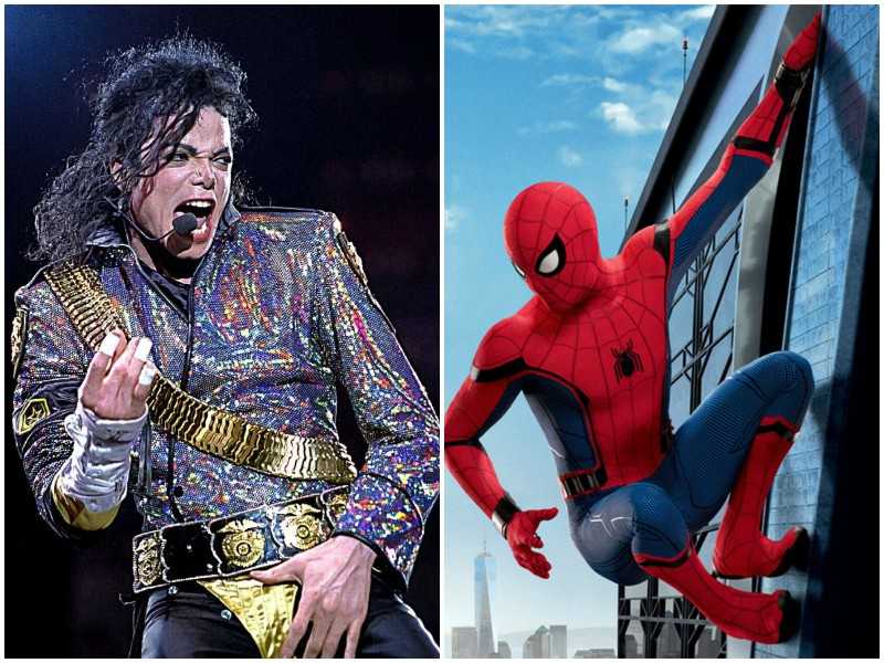 did you know michael jackson almost bought marvel so he could play spiderman