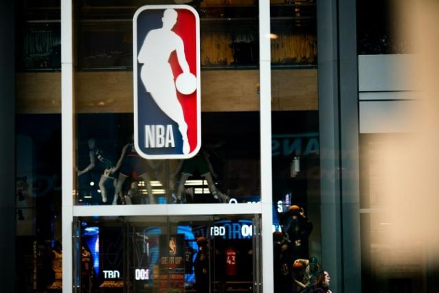 basketball officials announced plans on monday to allow players to conduct individual workouts at team facilities photo afp