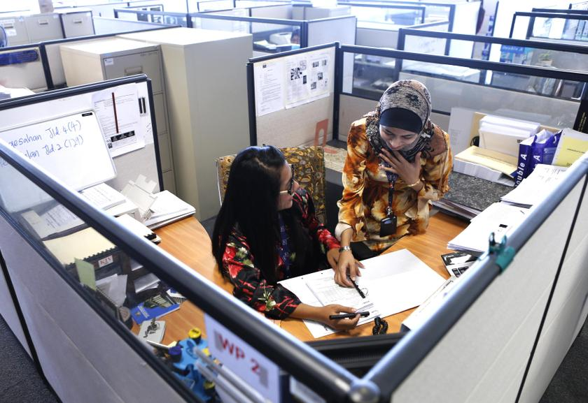 women make up about 25 of pakistan s labour force one of the lowest in the region according to the world bank photo reuters file