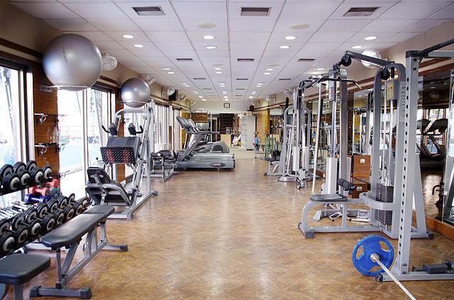 fitness center photo wikimedia commons file