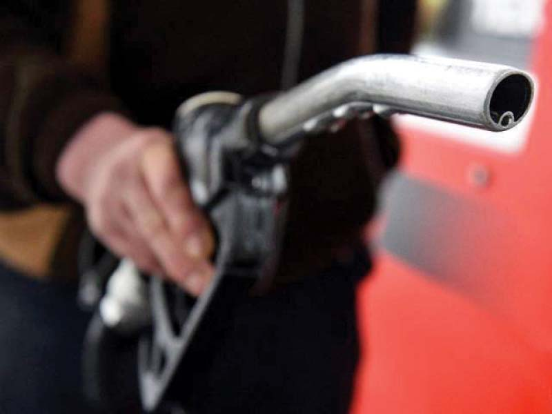 regulatory authority suggests reducing diesel and petrol prices by rs34 and rs21 per litre photo file