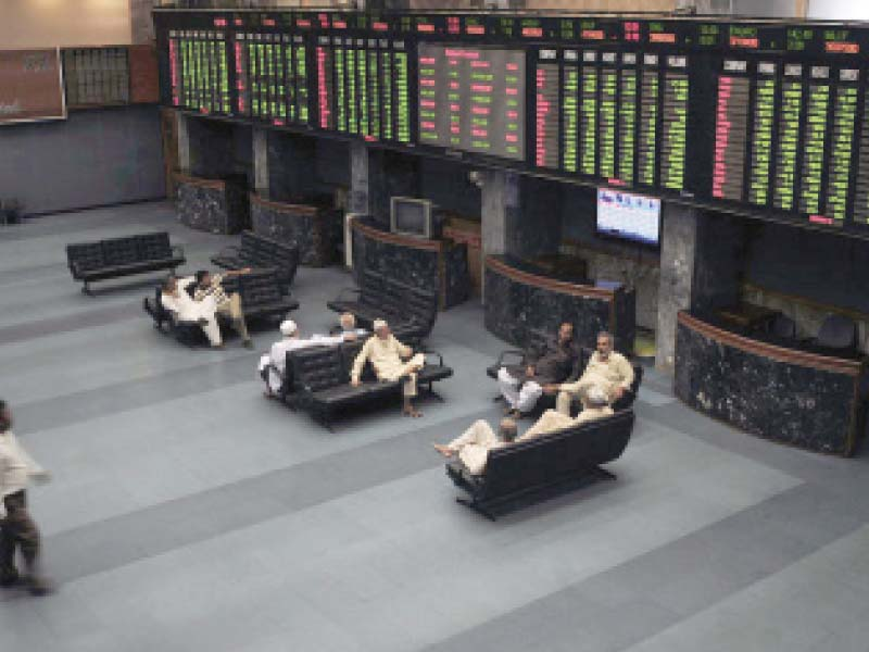 psx had already made preparations of business continuity at the exchange even before the lockdown was announced by the sindh government photo file