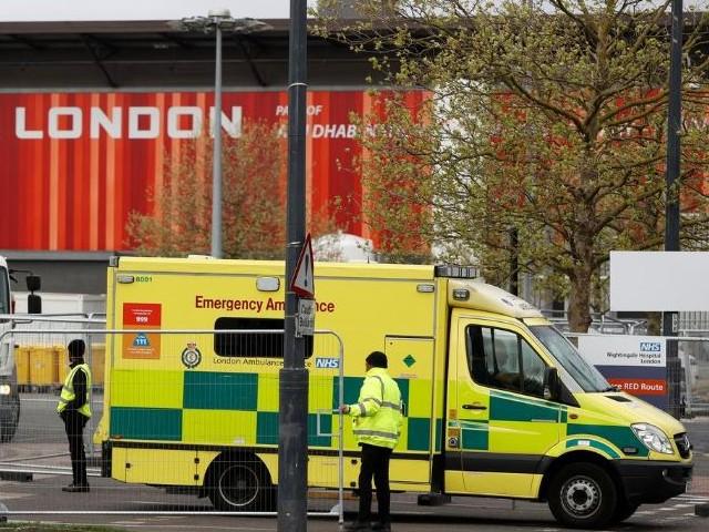 britain s virus death toll now world s third worst